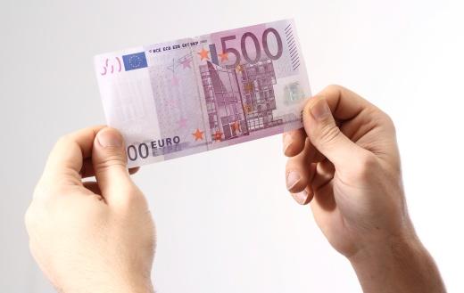 Directe minilening voor saldo dip van 300 euro