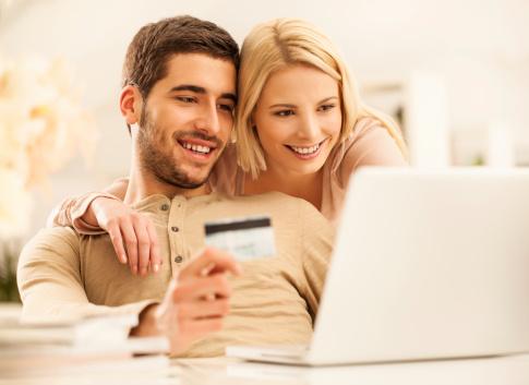 Portemonnee vullen met een krediet