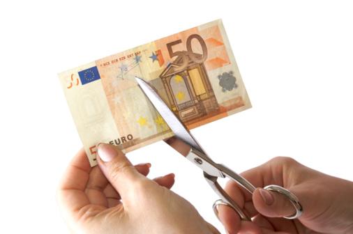 Geld regelen in de portefeuille zonder lastige vragen